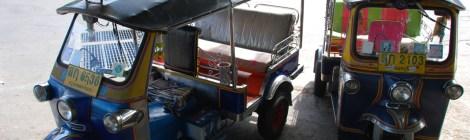Transporte en Tailandia