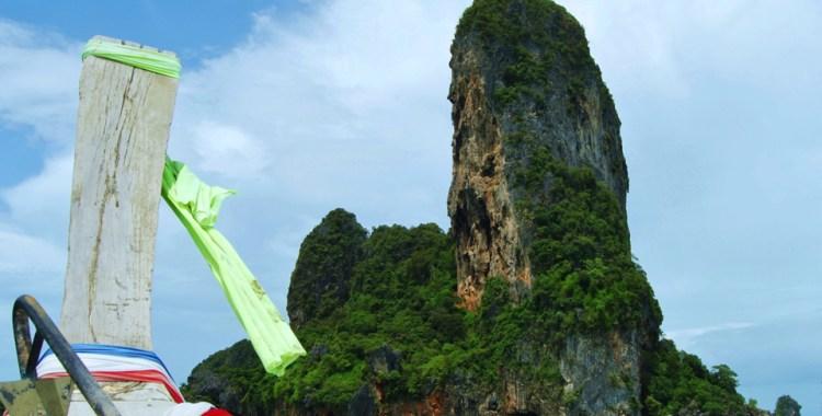 Krabi y las islas del mar de Andamán
