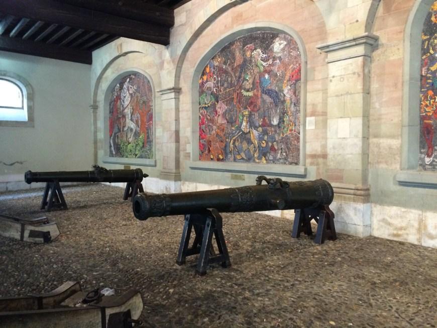 Antiguo arsenal de Ginebra