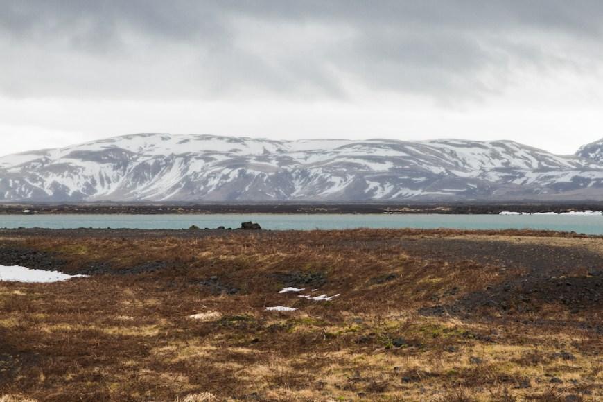 Paisaje del sur de Islandia