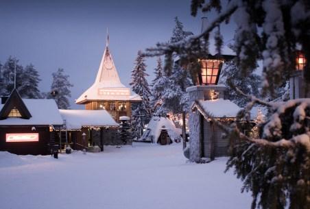 Santa Claus Village, Laponia | Descubriendo el mundo con Anna21