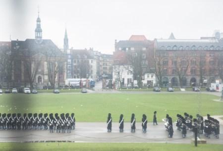 Cambio de Guardia, Copenhague | Descubriendo el mundo con Anna1