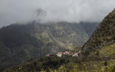 Mirador do Espigao en Madeira.