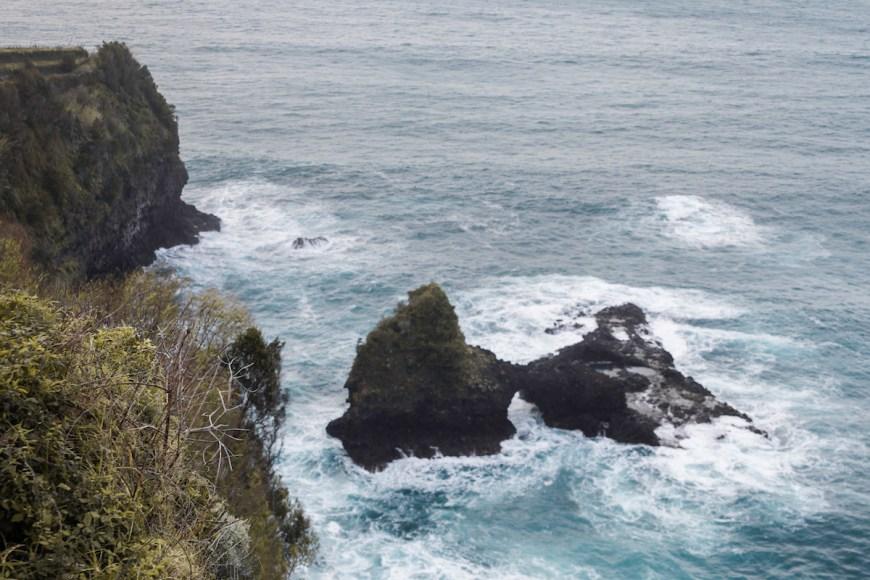 Acantilados Norte de Madeira.