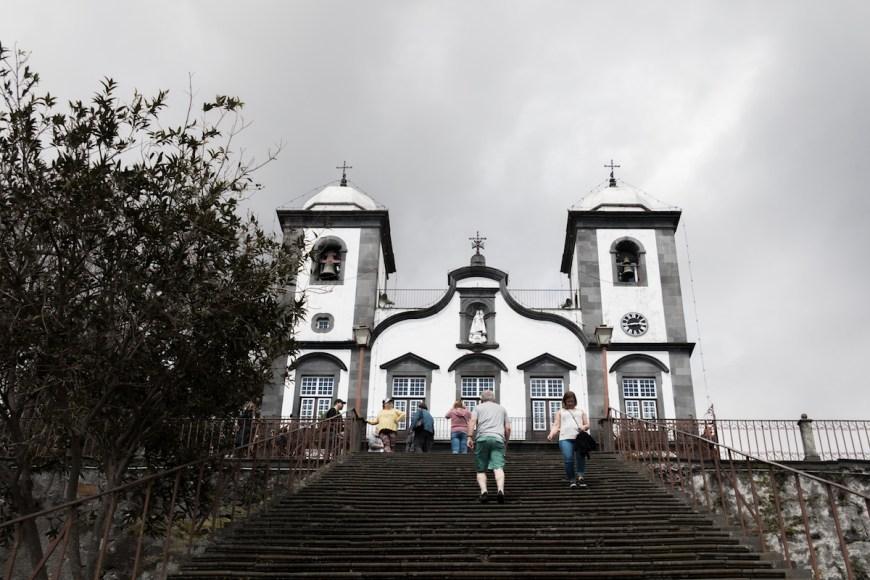 Igreja do Monte en Funcal, Madeira