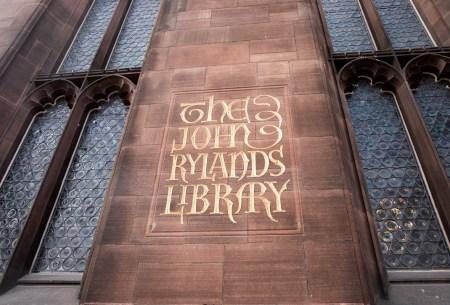 John Rylands Library, Manchester | Descubriendo el mundo con Anna1