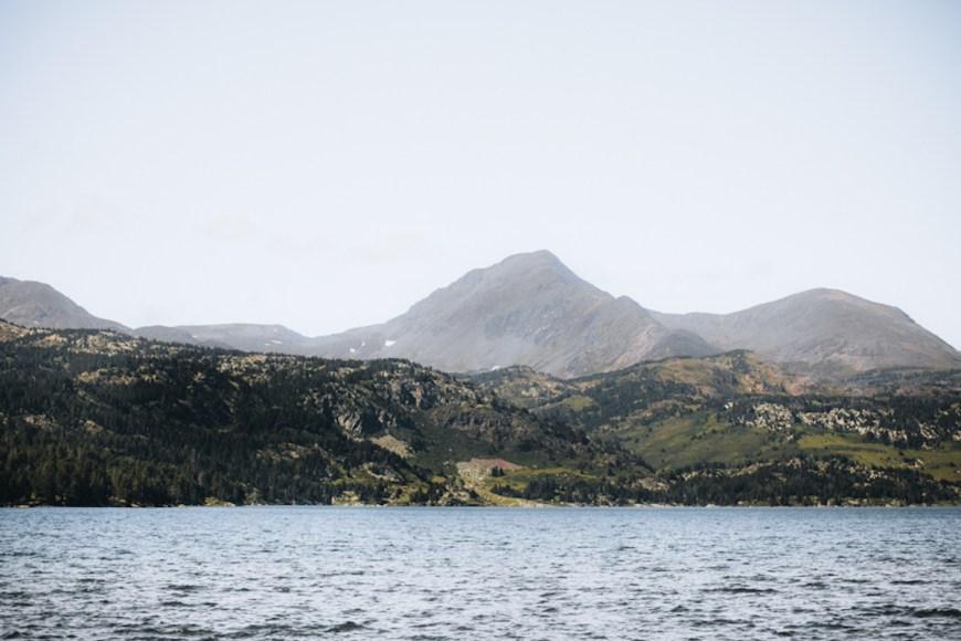 Lac de la Bullosa de Les Bouillouses, Francia