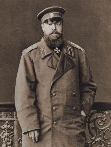 Alejandro III fue zar del Imperio ruso de 1881 a 1894