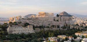 La Acrópolis de Atenas | Wikimedia.