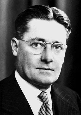 Howard Walter Florey (Wikimedia).