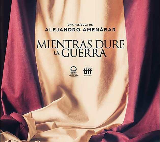 Cartel de la película de Amenábar