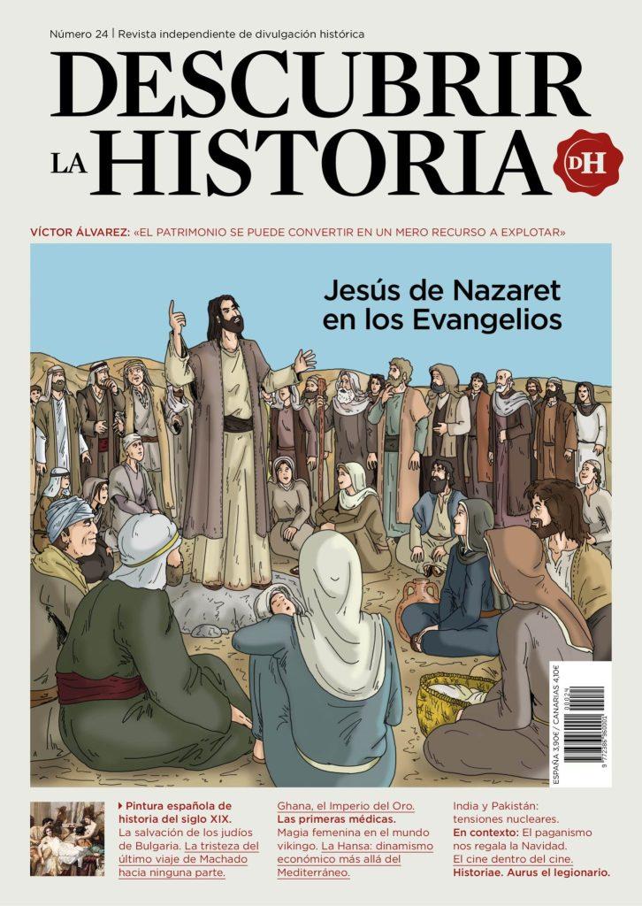 Número 24 de Descubrir la Historia
