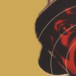 Imagen editada a partir del cartel 'Quien trabaja contra la unidad lucha en favor de Franco', de autoría desconocida, publicado en 1938 bajo la sigla H. Museo Nacional Centro de Arte Reina Sofía (Madrid, España).