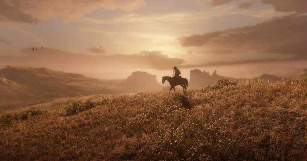 Imagen del videojuego Red Dead Redemption 2.