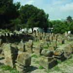 Estado actual del tofet de Cartago (Wikimedia).