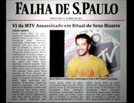 MTV USA LOGO DA FALHA TRÊS VEZES
