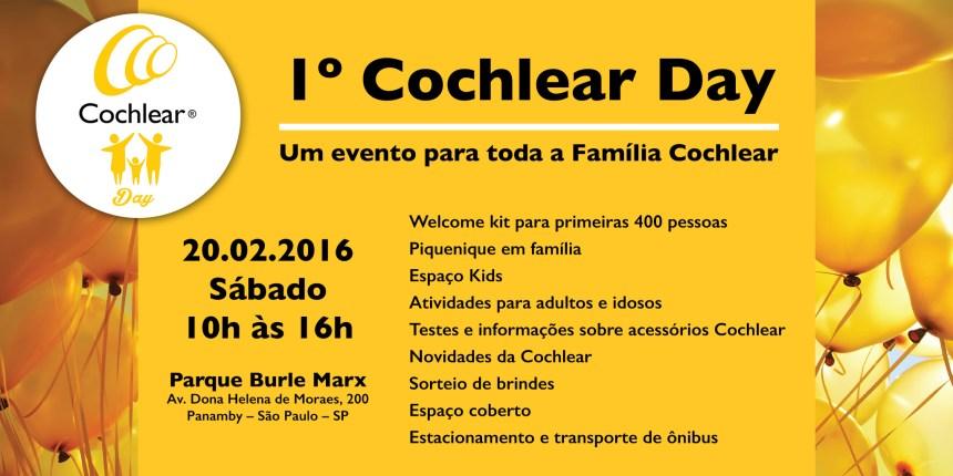 convite cochlear day