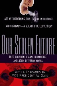Our stolen Future, a Book on Flickr