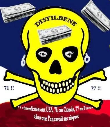 Le Distilbène DES, interdit en France en 1977, six ans après les Etats-Unis d'Amérique !