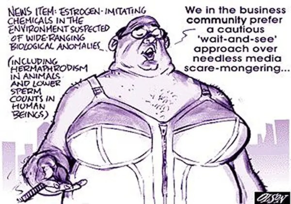 Endocrine Disruptors, by @maxAwareness on Flickr