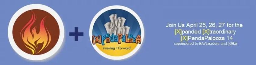 banner of [X]PendaPalooza 14