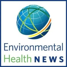 Environmental Health News logo