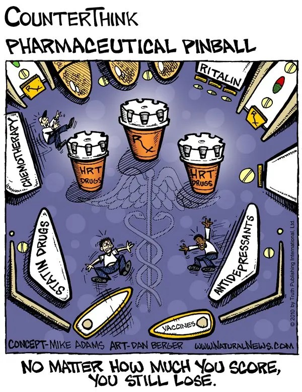 image of Pharmaceutical Pinball