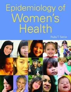 Epidemiology Of Women's Health book cover image