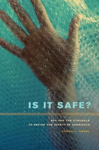 Is It Safe book cover image
