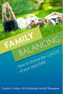 image of gender selection leaflet