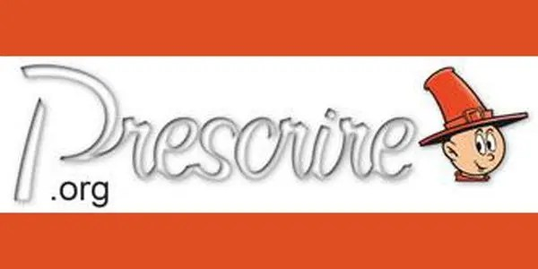 Prescrire logo