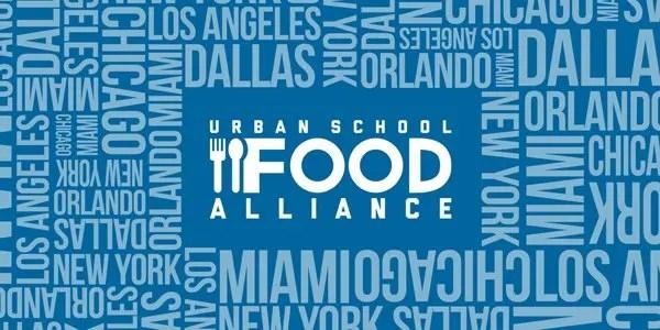 Urban School Food Alliance logo