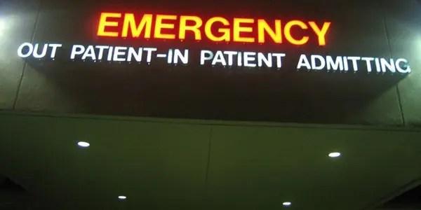 emergency entrance image