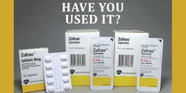 Zofran image