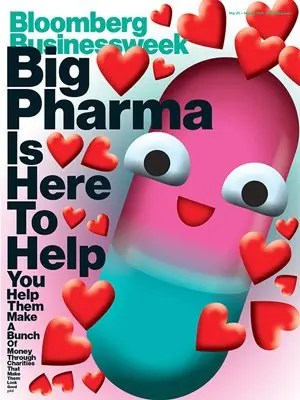 How charitable giving is profitable to the pharmaceutical industry