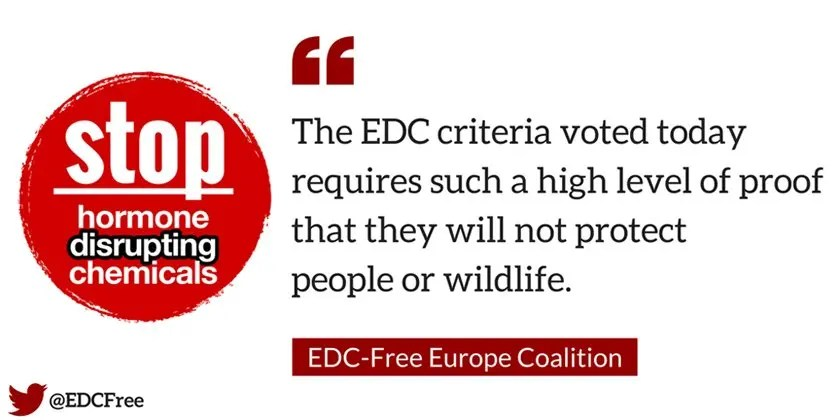 Coalition of more than 70 NGOs call on EU Parliament to reject EDC criteria