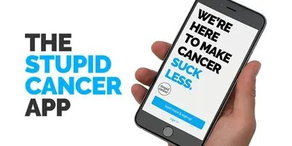 Stupid Cancer App Connects the DES Community Online