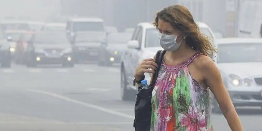image of air pollution in pregnancy