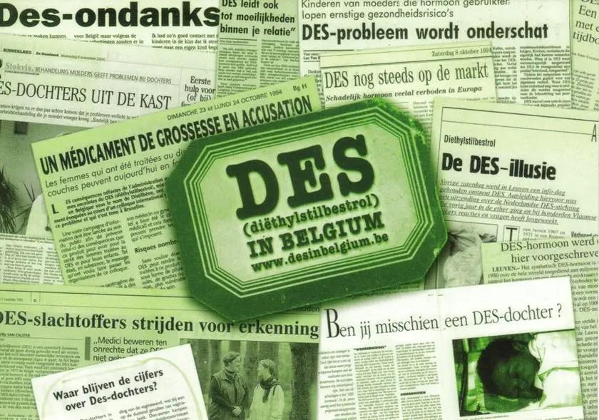 DES in Belgium