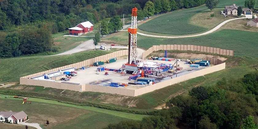 How can NGOs address health symptoms in fracked communities ?