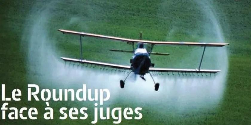Le Roundup face à ses juges, livre de Marie-Monique Robin