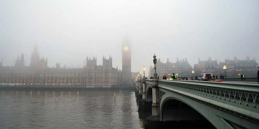 Air pollution may increase dementia risk by 40 percent, London study finds