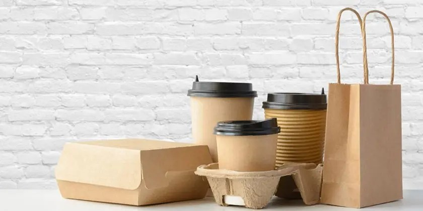 PFAS chemicals found in biodegradable food containers can leach out and build up in compost