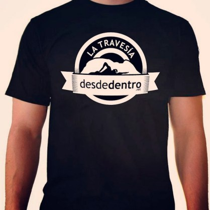 camiseta travesia getaria zarautz desdedentro