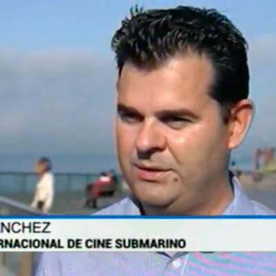 Presentación CIMASUB en TVE - Telenorte