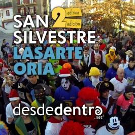 2ª San Silvestre Lasarte-Oria desde dentro