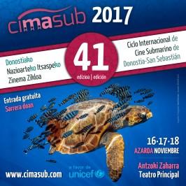 CIMASUB 2017 · Spot promocional
