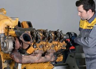 Operaciones de mantenimiento, Mantenimiento, grúas, aceite, gestión, averías