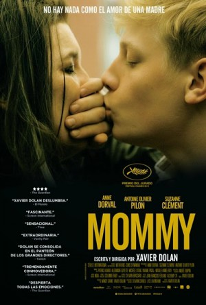 Mommy - cartel de cine