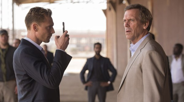 El infiltrado (The Night Manager) - Serie
